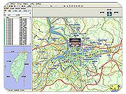 GPS衛星定位車隊管理系統